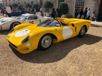 Concours of Elegance Hampton Court Palace 2020