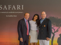 Geoffrey Kent Launches 'Safari', The Book