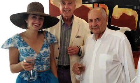 Dakis and Lietta Ioannou/DESTE Foundation/Benaki Museum/New Museum Art Event 2019
