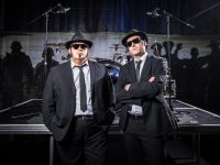 The Chicago Blues Brothers Come to the West End: London's Savoy Theatre