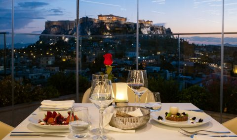 Visiting Athens in Style: Luxury Hotels Grande Bretagne/Electra/Perianth