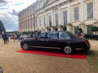 8th Concours of Elegance at Hampton Court Palace