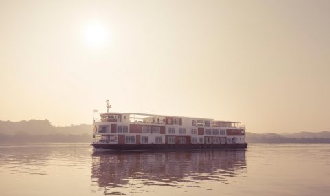 Magical Myanmar Part 2: The Strand Cruise