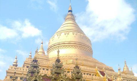 Magical Myanmar Part 1: Yangon and Bagan